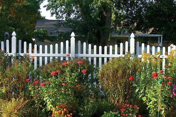 Potomac Vinyl Fence Picture