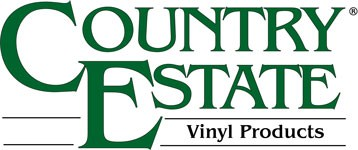 Country Estate Vinyl Fence